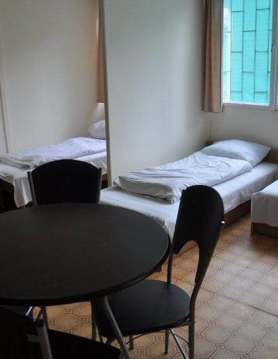 Békalencse apartman – szoba