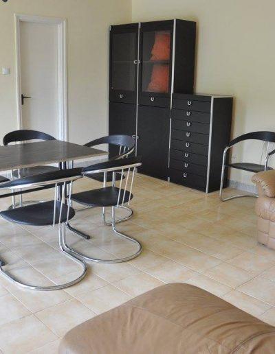 Szitakötő 1-3. – közös nappali