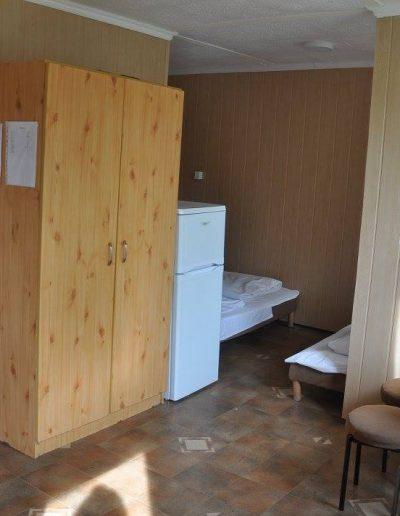 Jégmadárház – szoba