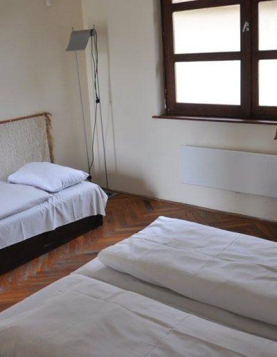Szitakötő apartman – szoba